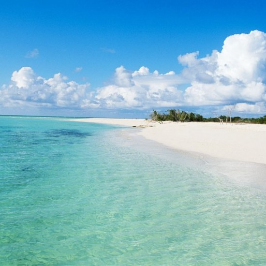 2. Grace Bay, in Turks and Caicos